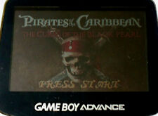 Pirates of the Caribbean Nintendo Gameboy Advance game GBA kids family Rated E