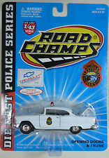 Alaska Territorial Chevy Bel Air Road Champs Vintage Police Series Diecast 1/43