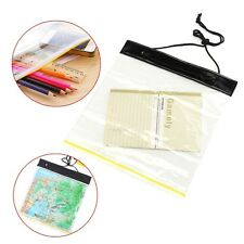 PVC Clear Transparent Waterproof Map GPS Phone Case Cover Pouch Document Holder