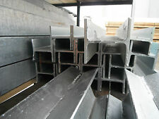 Steel H Channel For 75mm Sleeper Retaining Wall HD Galvanised 100 UC