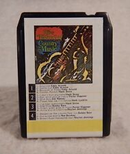 THE HISTORY OF COUNTRY MUSIC  8-TRACK TAPE Volume 5