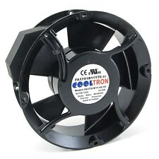 110V / 115V / 120 V AC Cooling Fan. Ø 170mm x 51mm (HS1750A)