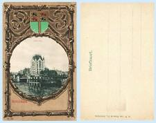 Witte Huis or White House Rotterdam c1906 Netherlands Postcard