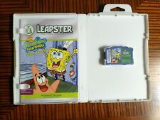 SpongeBob square pants Leapfrog Leapster 2 game