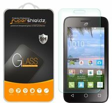 3X Supershieldz Alcatel Onetouch Pixi Eclipse Tempered Glass Screen Protector