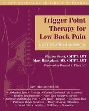 Trigger Point Therapy for Low Back Pain: A Self-Treatment Workbook New Harbinge