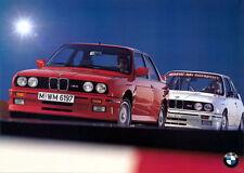 BMW E30 M3 DTM Motorsport poster print # 1