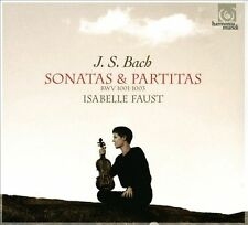 Bach: Sonatas; Partitas (CD, Aug-2012, Harmonia Mundi (Distributor))