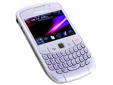 NEW in BOX BLACKBERRY CURVE 8520 WHITE UNLOCKED GSM SMART PHONE