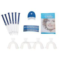 PRO KIT BLANCHIMENT DES DENTS + LAMPE + 6X GEL BLANCHE DENTAIRE Whitening Teeth