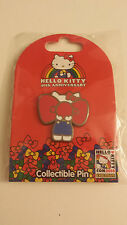 Hello Kitty Con 40th Anniversary 2014 Collectible Pin Bow Exclusive