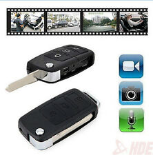 16gb Mini Car Key Fob DVR Motion Detection Camera Hidden Spy Cam Video Recorder