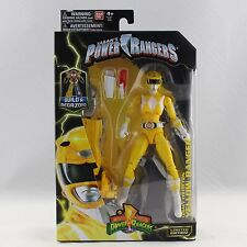 Yellow Ranger- Power Rangers Legacy Mighty Morphin Action Figure NIB NEW HTF