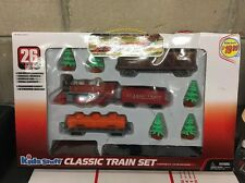 Kids Stuff 26 Piece Classic Train Set - Battery Operated  NEW in Box Nice Toy
