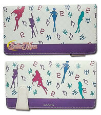 *NEW* Sailor Moon: Outside Solar System Sailor Hinged Wallet by GE Animation