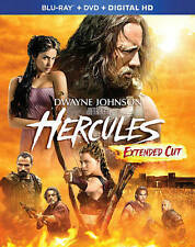 Hercules (Blu-ray + DVD + Digital HD), New -  Dwayne The Rock Johnson