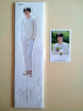 EXO Nature Republic OFFICIAL STANDING FIGURE Standee & Photocard - Sehun / New
