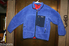 VINTAGE CHILDS REGULATOR STYLE PATAGONIA FLEECE JACKET 10