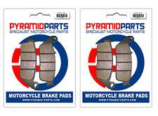 Honda CBF 1000 06-11 Front Brake Pads (2 Pairs)