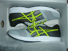 Asics Patriot 8 Men's Training Running Shoes Grey 9.5UK /44.5EU -  New