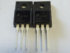 2PCS FQPF9N50 FQPF 9N50 MOSFET TO-220 - BRAND NEW- PACK OF 2 - FREE UK POSTAGE