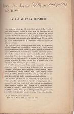 LOUIS GUICHARD  TIRE A PART DE LA REVUE SCIENCES POLITIQUES 1933
