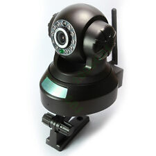 H.264 Wireless WiFi Network IP Cordless Camera IR Webcam Pan Tilt Night Vision
