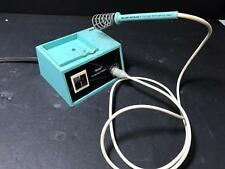 WELLER MP101 POWER UNIT WELDING SOLDERING STATION AND MP126 SOLDERING IRON