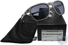 Oakley Enduro Sunglasses OO9223-21 Fingerprint Collection | White | Grey | NIB
