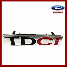 Genuine Ford Transit Front Grille TDCi Badge 1385375 New