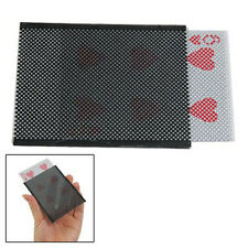 New Plastic Card Sleeve Change Illusion Magic Trick GY