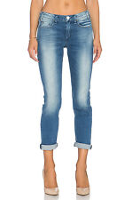 NWT MCGUIRE Mrs. Robinson Boyfriend Jeans in Starry Night SIZE 26