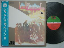LED ZEPPELIN II / MINT PERFECT / BLUE FOREVER YOUNG OBI GATEFOLD COVER
