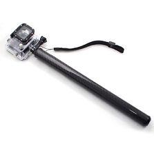 IT-GM0019: i.Trek Carbon Fiber Long Hand Grip Mount for GoPro Camera