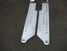 04 2004 TRIUMPH BONNEVILLE 800cc SADDLEBAG BRACKETS #Z7