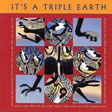 It's a Triple Earth, Various Artists, Ray Carless, Aster Aweke, Rare CD, NEW