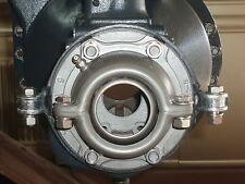 1933-34 Ford flathead transmission mount/frame bolt set U joint torque tube