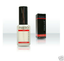 PHIERO PREMIUM PHEROMONE Flirt Guide Frauen Lockmittel Sex Erotic Parfum 30 ml