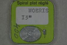Hairspring balance MOERIS 13'' Spirale bilanciere