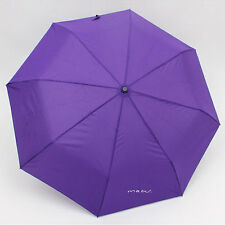 Portable Anti-uv Windproof Waterproof Compact Folding Extension Umbrella