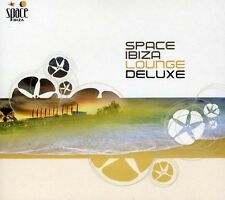 Space Ibiza Lounge Deluxe (2010, CD NEU)