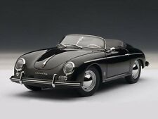 AUTOart Porsche 356A Speedster (Europaversion) 1955 Black 1:18 (77863)