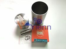 S4Q S4Q2 cylinder liner piston kit w/ ring set for Mitsubishi engine TEREXS HR18