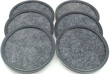 6 PACK Mr. Coffee Charcoal Water Filter Discs WFF 113035-001-000, FWA-500