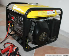 Profi Power Generator, 12v Emergency Electric Generator, Camping And Outdoor