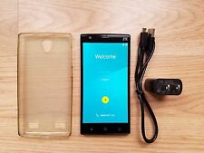 UNLOCKED AT&T ZTE ZMAX 2 Z958 16GB Black Android 4G LTE GSM Smart Cell Phone