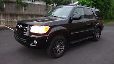 Toyota: Sequoia LIMITED 4WD