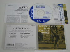 BENNIE GREEN/BACK ON THE SCENE(BLUE NOTE TOCJ-1587) JAPAN CD+OBI