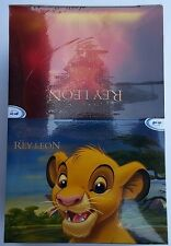 NEW Disney The Lion King Chocolate Egg Toy Surprise Box of 6 Free World Shipping