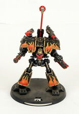 Epic 40k Imperial Warlord Titan MKII Well Painted rare first metal batch